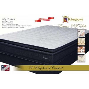 Emma PT Soft  Mattress Set