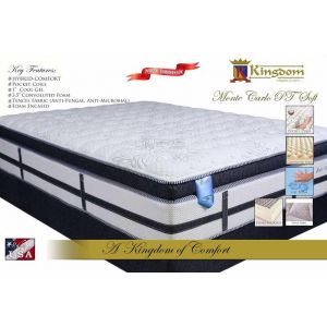 Monte Carlo PT Soft  Mattress Set