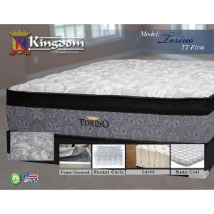 Torino TT Firm  Mattress Set