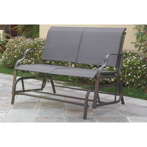 POUNDEX OUTDOOR LOVESEAT GLIDER P50118
