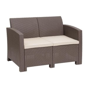 POUNDEX OUTDOOR LOVESEAT P50469