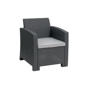 POUNDEX OUTDOOR ARM CHAIR P50471