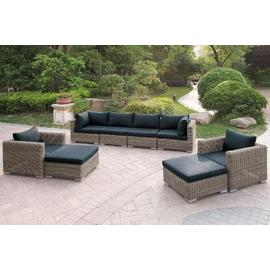 POUNDEX 8-PCS OUTDOOR SOFA SET 415