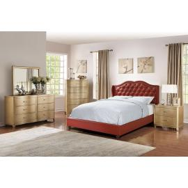 FULL SIZE BED F9366F
